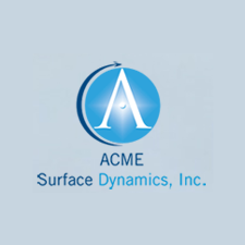 Acme Surface Dynamics, Inc. in Alliance, OH. Hard chrome plating, including passivation, electropolishing & cylindrical grinding & polishing & distributor of stainless steel weld cleaning equipment.