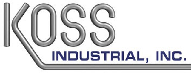 Koss Industrial, Inc. in Green Bay, WI. Contract & custom-built automated equipment & systems, including orbital welding, design & engineering, waterjet cutting, CNC vertical milling, CNC turning, barfeed turning, custom metal fabrication, process piping, finishing & installation services.