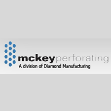 McKey Perforating Co., Inc. in New Berlin, WI. Corporate headquarters & perforated metal & plastic products, including perforated tubing.