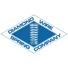 Diamond Wire Spring Co. (Southeast Plant) in Taylors, SC. Industrial steel springs & wireforms.