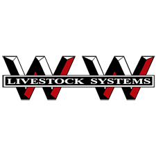 W-W Mfg. Co., Inc. in Thomas, OK. Livestock management systems, wooden panels & metal bars.