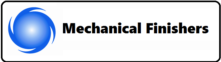 Mechanical Finishing, Inc. in Cincinnati, OH. Mass finishing & metal deburring, including passivation, parts washing, e-coating, shot & grit blasting, belt sanding, soaps & compounds.
