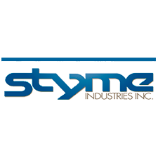 Styme International, Inc. in Kimball, MN. Precision steel, stainless steel, aluminum & exotic metal fabrication, including design, engineering, tool building, laser cutting, punching, shearing, forming, welding, hardware insertion & assembly.