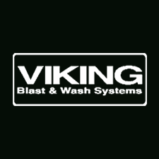 Viking Blast & Wash Systems in Rose Hill, KS. Industrial cleaning equipment, including abrasive shot blast systems, parts washers & vibratory deburring equipment.