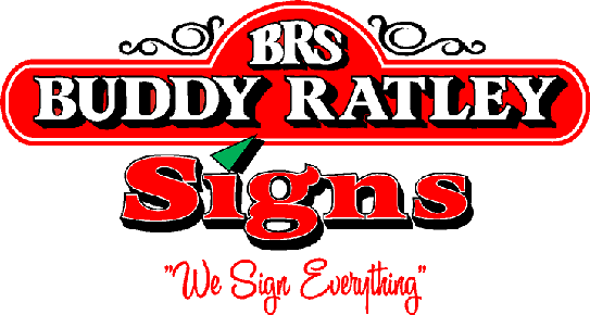 Buddy Ratley Signs in Chattanooga, TN. Vinyl & commercial interior & exterior signs.