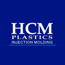 HCM Plastics, Inc. in Fairfield, IA. Plastic injection molding & light assembly, including 40-ton to 500-ton machines.
