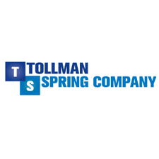 Tollman Spring Co., Inc. in Bristol, CT. Springs, stampings & wire forms.