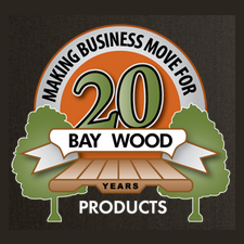 Bay Wood Products, Inc. in Robertsdale, AL. Manufacturer of heat-treated wooden pallets, skids, dunnage & crates for domestic & export applications & wholesaler of lumber.