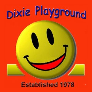 Dixie Marketing in Falkville, AL. Commercial playground equipment.