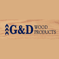 G & D Wood Products, Inc. in Marshfield, WI. Wooden mouldings.