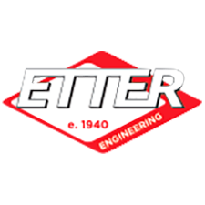 Etter Engineering Co., Inc. in Bristol, CT. Industrial process heating equipment.