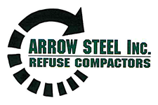 Arrow Steel, Inc. in Paterson, NJ. Trash compactors.