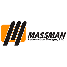 Massman Automation Designs, LLC in Villard, MN. Pouch packaging, product placing & timing gates, microwave popcorn packaging, palletizing, robotics, shrink bundling, liquid filling & drum handling, pleated filter equipment, tying equipment & custom solutions.