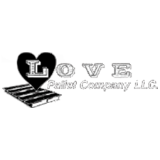 Love Pallet Company, LLC in Hillside, NJ. New wood pallets, reconditioned wood pallets, heat-treated pallets, plastic pallets & custom pallets.