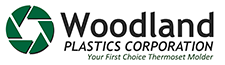 Woodland Plastics Corp. in Addison, IL. Custom injection molding of thermoset materials for OEMs & suppliers in the appliance, automotive, electrical, energy & lighting industries.