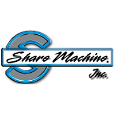 Share Machine, Inc. in Aurora, IL. Precision machined industrial parts, including prototypes, replacement parts, custom precision machining, low-volume & medium-volume production runs & welding.