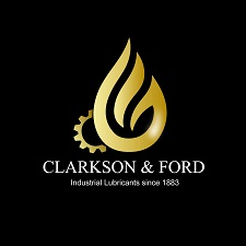 Clarkson & Ford Co. in Clifton, NJ. American-made, non-toxic, eco-friendly custom formulated high-performance industrial lubricants, hydraulic, gear, compressor & cutting oils, slideway, drawing, stamping & metalworking fluids & coolants.