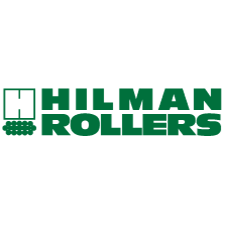 Hilman Rollers in Marlboro, NJ. Roller dollies for moving very heavy equipment & systems.