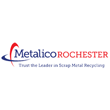 Metalico Rochester, Inc. in Rochester, NY. Scrap metal recycling.