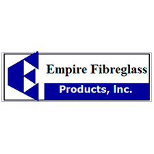 Empire Fibreglass Products, Inc. in Little Falls, NY. Fiberglass tanks, scrubbers, stacks, ducts, piping, tanning drums & exhaust systems & FRP railings & grating, ladders, stairs & platforms.