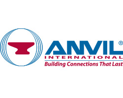 Anvil International in Greencastle, PA. Steel & brass pipe nipples, couplings & fittings.