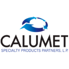 Calumet Specialty Products Partners, L.P. in Indianapolis, IN. Industrial & commercial specialty lubricants, solvents, white oils, fuels, esters, asphalts & specialty hydrocarbons.