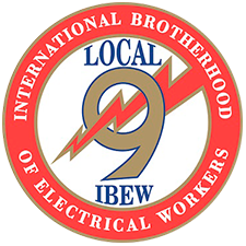 International Brotherhood Of Electrical Workers, Local 9