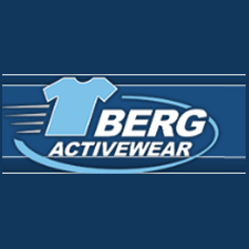 Berg Activewear in Corinna, ME. Textile silkscreen printing & embroidery.