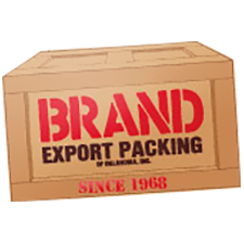 Brand Export Packing in Tulsa, OK. Wooden boxes.