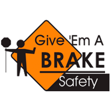 Give 'Em A Brake Safety in Grandville, MI. Manufacturer of reflective highway traffic signs & traffic control equipment, including plastic drums, traffic cones & arrow boards & wholesaler of traffic control equipment, including rental.