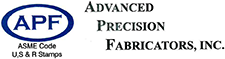 Advanced Precision Fabricators, Inc. in Tulsa, OK. Oil pressure vessels & autoclaves, including design, engineering, stick, MIG, TIG, flux core & sub arc welding, fabrication & installation.