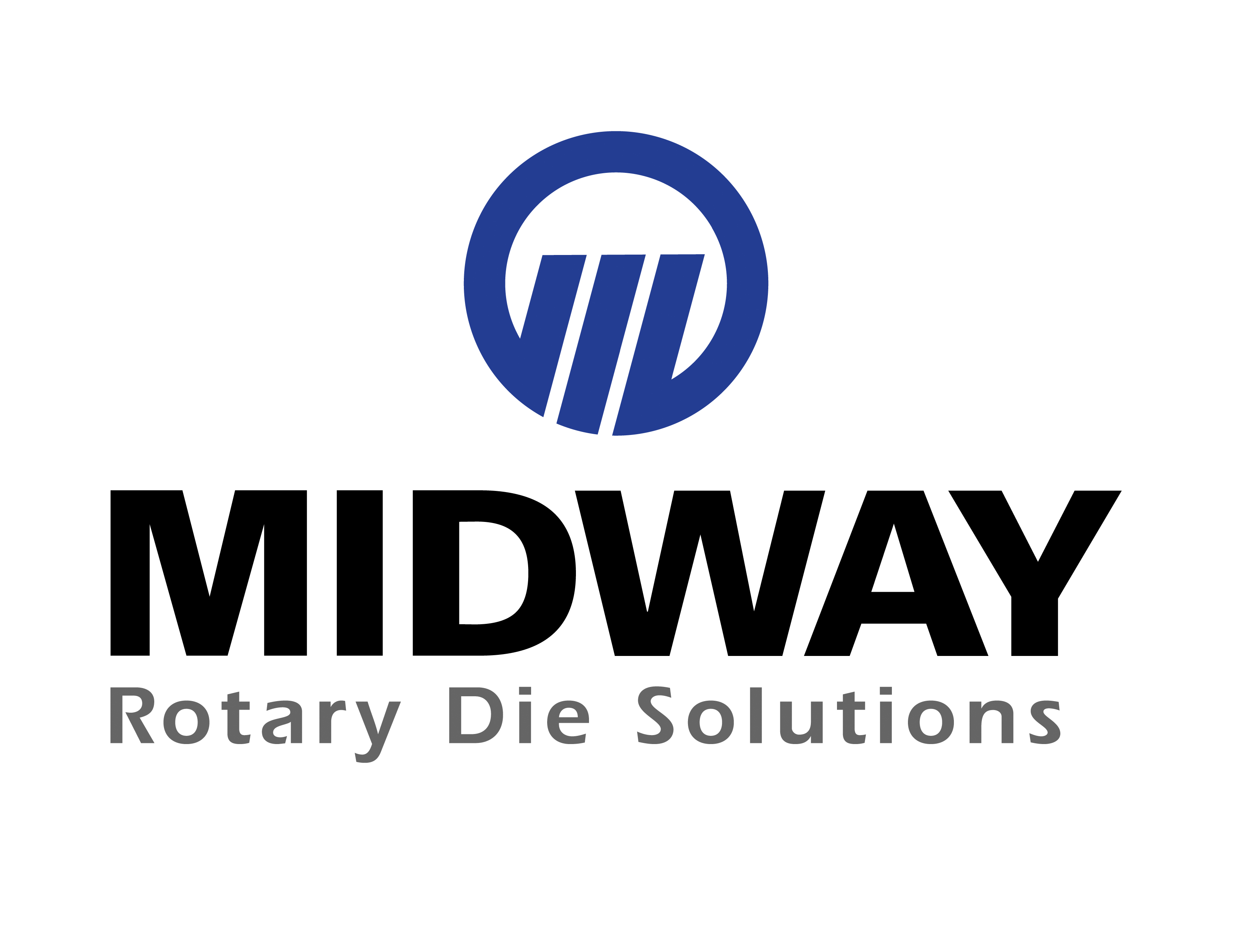 Midway Rotary Die Solutions in Williamston, MI. Tool steel rotary cutting dies & die resharpening & repair services for the converting, automotive, medical, specialty, folding carton, food, electronics & label markets.