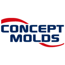 Concept Molds, Inc. in Schoolcraft, MI. Plastic injection molds.
