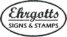 Ehrgott's Signs & Stamps