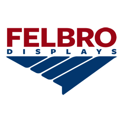Felbro, Inc. in Los Angeles, CA. Custom point-of-purchase displays.