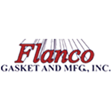 Flanco Gasket & Mfg., Inc. in Oklahoma City, OK. Manufacturer & distributor of gaskets, seals, fabricated parts & metal & nonmetal stampings, including manual & precision machining.