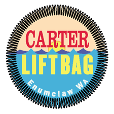 Carter Bag, Inc. in Enumclaw, WA. Plastic underwater air lift bags & tubes.