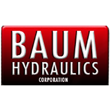 Baum Hydraulics Corp. in Omaha, NE. Distributor of hydraulic pumps, bearings, bolts, cylinders, seals & roller chains.