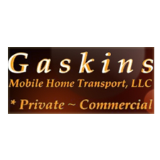 Gaskins Mobile Home Transport LLC