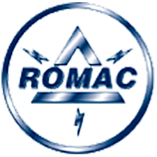 ROMAC in Commerce, CA. Electrical equipment, circuit breakers, transformers, switchboards & switchgear.