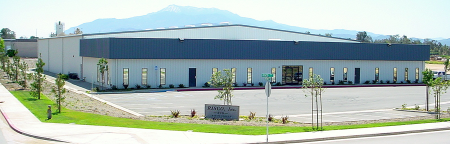 Risco, Inc. in Beaumont, CA. Fasteners, including screws, bolts, pins, rivets & related special cold-formed products.