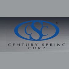 Century Spring Corp. in Commerce, CA. Industrial springs.