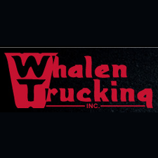 Whalen Trucking, Inc. in Waverly, IL. Trucking services.