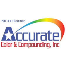 Accurate Color & Compounding, Inc. in Aurora, IL. Custom color concentrates, chemical foaming agents & additives for thermoplastics.