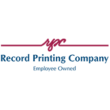 Record Printing Co. in Story City, IA. Printing of continuous, laser & carbonless business forms, security checks & financial documents, envelopes, digital color brochures, newsletters, postcards, business cards, mailing services, banners, signs & graphic displays.