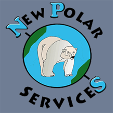 New Polar Services, LLC in Denver, CO. Propylene & ethylene glycol heat transfer glycols, antifreeze, glycol rerefining & water treatment chemistry to conserve water in cooling towers by no forced bleed.