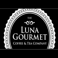 The Luna Gourmet Coffee & Tea Company in Denver, CO. Coffee roasting & packaging.