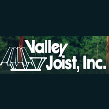Valley Joist, Inc., Western Div. in Fernley, NV. Commercial open web steel joists.