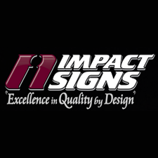Impact Signs, Inc. in Salt Lake City, UT. Interior & exterior signs, full-color message centers, custom light towers, custom vinyl door & window graphics, LED retrofits, installation & service.
