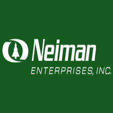 Neiman Enterprises, Inc. in Hulett, WY. Corporate headquarters & pine lumber & by products.